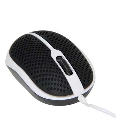 FLAXES FLX-803S USB SİYAH MOUSE